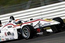 F3 Euro Series - Qualifying war besonders wichtig: M�cke: In Pau achtbar geschlagen