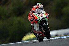 MotoGP - Haydens Reifen baute zu schnell ab