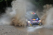 WRC - Neuville mit Stagesieg: Loeb als F�hrender in letzten Argentinien-Tag