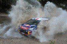 WRC - Solberg auf dem Vormarsch: Argentinien: Loeb baut F�hrung kampflos aus
