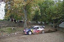 WRC - Positionen m�ssen gehalten werden: Nichtangriffspakt bei Citroen