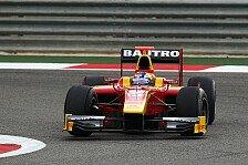 GP2 - Cecotto in Startreihe eins: Leimer f�hrt im Regen auf Pole-Position