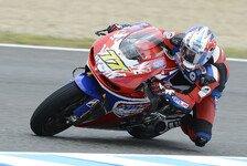 MotoGP - Bird �berlegt einen Kurztausch: Byrne k�nnte statt Ellison Le Mans fahren