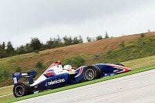 Formel 2 - Fontana holt Bestzeit im zweiten Training