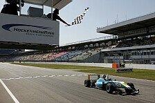 F3 Euro Series - Rosenqvist mit zwei Podestpl�tzen: Juncadella trotz Ausfall zufrieden