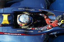 F3 Euro Series - Sainz und Juncadella in den Top 3: F3-Europameisterschaft: Qualifying in Spa