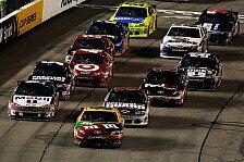 NASCAR - Carl Edwards sah die Schwarze Flagge: Kyle Busch gewinnt erneut in Richmond