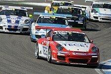 Carrera Cup - Hockenheim liegt mir: Erhart: Lehrreiche Rookie-Saison