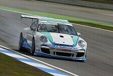 Carrera Cup - Premierensieg f�r den Porsche-Junior: Hockenheim: Michael Christensen obenauf