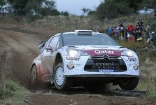 WRC - Neuville f�r das Qatar World Rally Team am Start: Al-Attiyah: Olympia statt Rallye Neuseeland