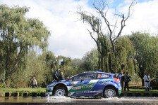 WRC - Wir h�tten gewinnen k�nnen: Solberg glaubt an baldigen Sieg