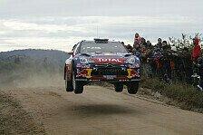 WRC - Loeb und Co. ab Mittwochabend wieder im deutschen TV: WRC zur�ck auf dem Bildschirm