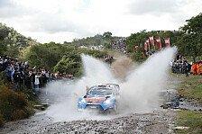 WRC - Keine dummen Fehler: �stberg: Mit viel Spa� zum sicheren Platz 4