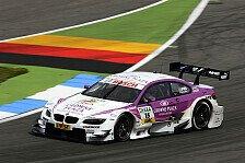 DTM - Tourenwagen-Experte geht fremd: Andy Priaulx feiert Geburstag