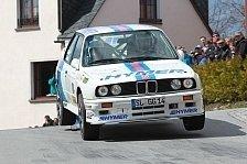 ADAC Rallye Masters - Leistungskurve steigt stetig: Timo Gr�tsch will weiter nach vorne
