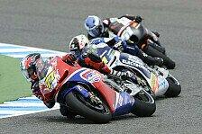MotoGP - Byrne und Easton als Testfahrer: Ellison f�hrt in Le Mans