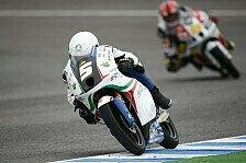 Moto3 - Tonucci will an Leistung ankn�pfen: Fenati kommt mit R�ckenwind nach Estoril