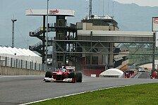Formel 1 - Alonso würde in Mugello gerne Rennen fahren