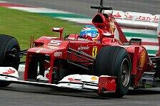 Formel 1 - Alonso gibt nicht auf