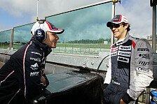 Formel 1 - Unglaublicher Respekt f�r Bottas: Salo: Bottas k�nnte Senna bald ersetzen