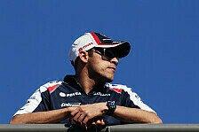 Formel 1 - Perez-Kritik l�sst den Hei�sporn kalt: Maldonado: Kein Grund Fahrweise zu �ndern