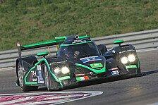 WEC - Vom Formelsport in die WEC: Offiziell: Status HVM f�hrt komplette Saison