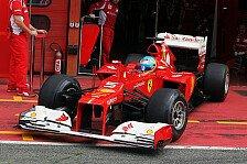 Formel 1 - Ferrari ab Spanien mit neuem Benzin