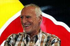 Formel 1 - Sind kein Automobilhersteller: Mateschitz: Honda eine Option f�r Red Bull?