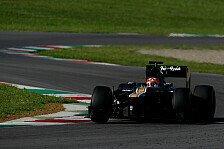 Formel 1 - Nicht zum Arbeiten bekommen: Caterham in Spanien ohne neuen Auspuff