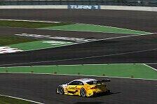 DTM - Audi-Fahrer feilen am Rennsetup