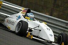 ADAC Kart Masters - Testfahrt f�r Marcel Lipp: ADAC Kart Masters-Pilot schnuppert Formelluft