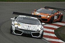 Mehr Sportwagen - Mit dem Lambo nach Belgien: GT Open: Kox auf Punktejagd in Spa