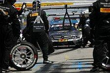 DTM - Keine lebensbedrohlichen Verletzungen: Boxen-Unfall: Schumacher trifft keine Schuld