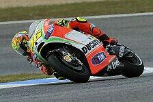 MotoGP - Reifenwahl bleibt ein R�tsel: Rossi traut sich gutes Rennen zu