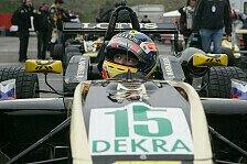Formel 3 Cup - Mettler verschl�ft Start: Erster Sieg f�r Artem Markelov