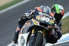 Moto2 - Rabat taucht an der Spitze auf: Espargaro im Warm-Up vor Marquez