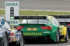 DTM - F�nf Audi unter den besten Zehn: Ullrich erfreut �ber starke Mannschaftsleistung