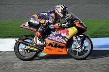 Moto3 - Harter Kampf gegen Vinales: Cortese feiert Sieg in Estoril