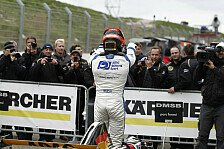 ADAC Formel Masters - Speed war super: Start-Ziel-Sieg f�r Kirchh�fer