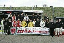 Mehr Motorsport - Verletzungen der Lunge: Update: Zustand von Tim Bergmeister