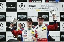ADAC GT Masters - Boer/Knap siegen beim Heimspiel: BMW feiert ersten ADAC GT Masters-Sieg
