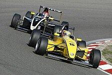 ADAC Formel Masters - Gelungener Test: J�ger bereitete sich auf F3-Aufstieg vor