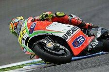MotoGP - Rossi und Hayden testen im Ende Mai in Mugello
