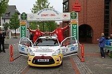 DRM - Vierter Lauf der Sachsen-Rallye