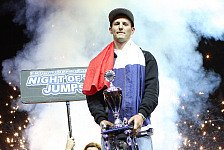 NIGHT of the JUMPs - Remi Bizouard bleibt WM-Spitzenreiter: Podmol triumphiert
