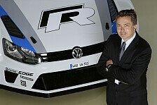 WRC - An der Zeit, den L�wen aufzuwecken: VW will WRC-Interesse weiter steigern