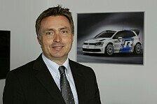 WRC - Podiumspl�tze in der zweiten Saisonh�lfte: VW-Motorsportchef bremst Erwartungen
