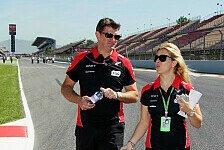 Formel 1 - Viele Fragen um den Test-Crash