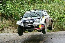 Mehr Rallyes - Nur der Weltmeister war schneller: Gassner jun. bei EM-Lauf in Kroatien Zweiter