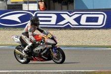 Superbike - Es wird hart: Grillini 2013 mit Iannuzzo am Start